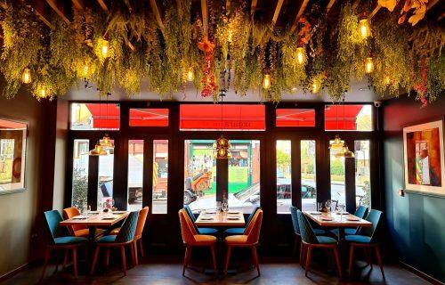 Tables Izgara Restaurant Finchley
