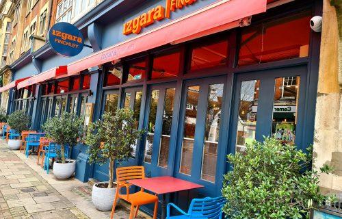 Izgara Restaurant Finchley