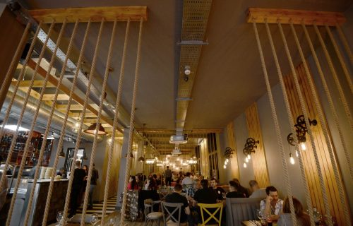 Opuz Kitchen.Turkish Restaurants in London