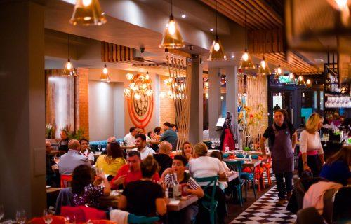 Opuz Kitchen Watford. Turkish Restaurants in London.