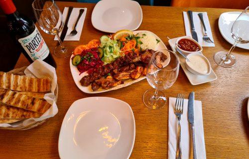Menu Izgara Restaurant Finchley